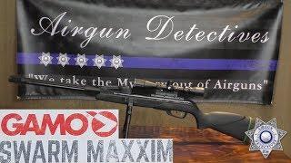 "Gamo Swarm Maxxim Multi-Shot, .22 Caliber Air Rifle ""Complete Review"" By Airgun Detectives"