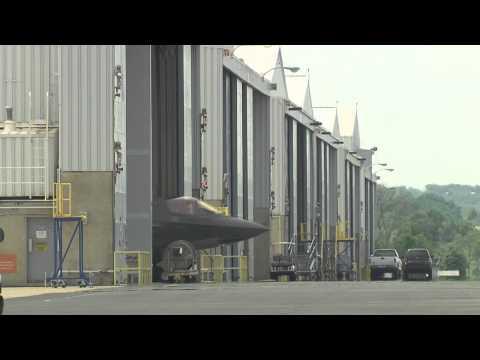 F-35: visite de l'usine de production à Fort Worth