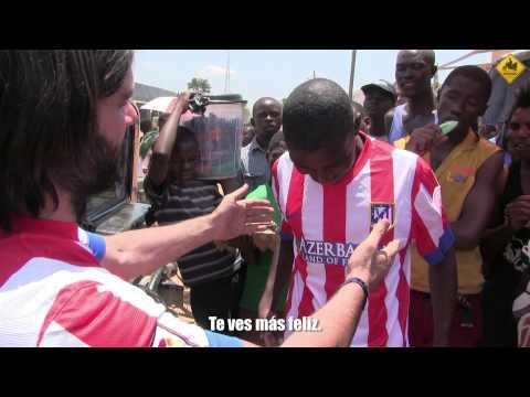 Atléticos por el Mundo. Zambia