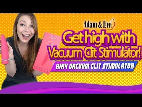 The clit vacuum sex video
