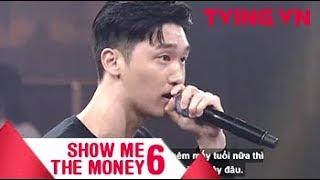 Video (Vietsub) SHOW ME THE MONEY 6 | Young B lên mic, chỉ cần 2 phút để dập tắt đối thủ download MP3, 3GP, MP4, WEBM, AVI, FLV September 2017