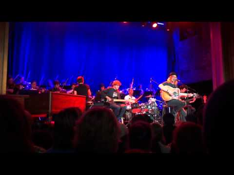 Allen Stone & Seattle Rock Orchestra: Shelter @ The Neptune
