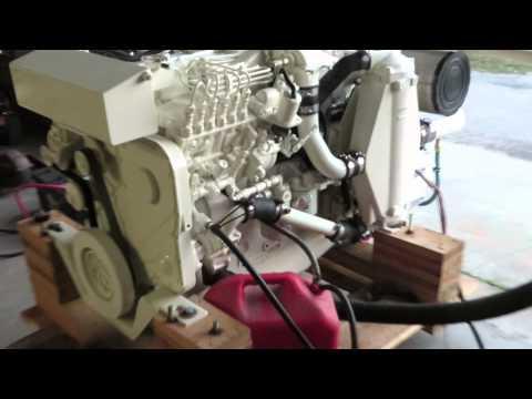 6CTA 8.3 430hp Cummins Marine Diesel