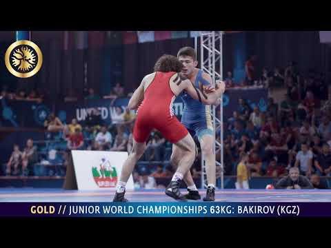 Gold Medal Finals Day 2 at Junior World Championships