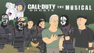 call of duty ghosts the musical animated parody music video by logan hugueny clark 10 hours