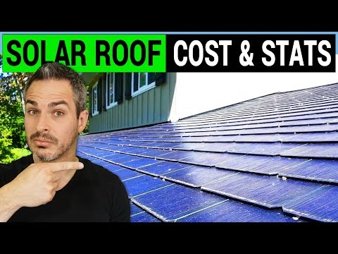 Tesla Solar Roof: Cost, Pricing & Savings