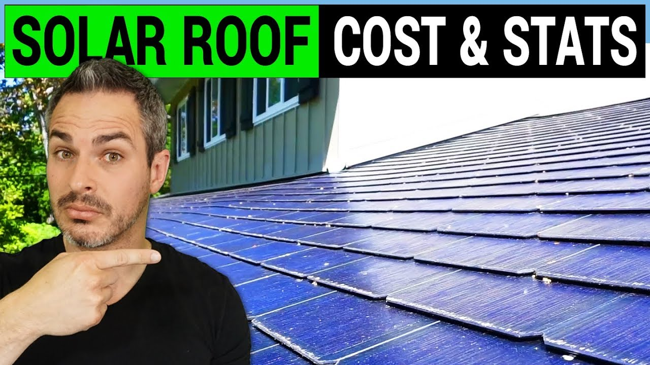 Solar Roof Cost >> Tesla Solar Roof Cost Pricing Savings