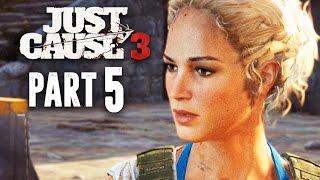 Just Cause 3 Walkthrough Part 5 - IS MARIO OKAY ??? (JC3 PC Gameplay 1080p 60fps)