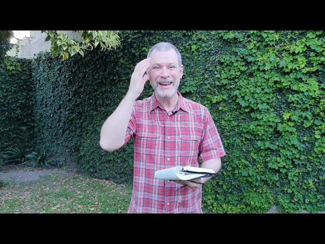 Salmo 101 - La receta para combatir al pecado - Pablo Sparta