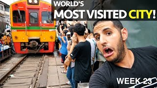 World's Most Visited City (Nas Daily x Agoda)