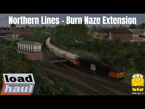 Train Simulator 2020: Northern Lines Burn Naze Extension