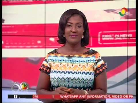 Midday Live - Road accidents, Accra Kumasi Highway - 15/03/2017