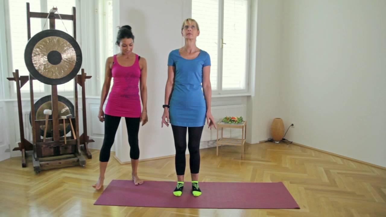 wippen yoga f r zuhause youtube. Black Bedroom Furniture Sets. Home Design Ideas
