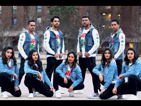 I Am Urban Desi Mickey Singh| The Musical | Dance Cover