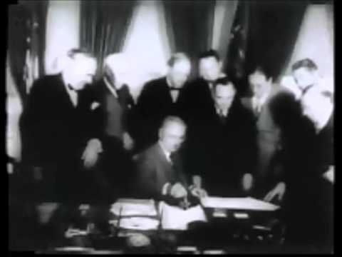 The Marshall Plan To Rebuild Europe After World War II
