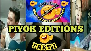 FUNNY VIDEOS COMPILATIONS PIYOK EDITION (PART 1)