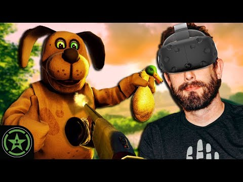 VR the Champions - Duck Season
