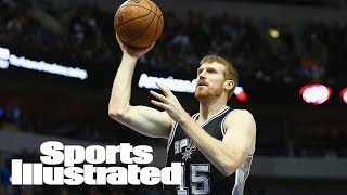 Retired NBA Star Matt Bonner Defends Championship Title With H.O.R.S.E. Game | Sports Illustrated thumbnail