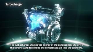 Maruti Suzuki Baleno RS 1.0 litre BOOSTERJET DI turbo engine