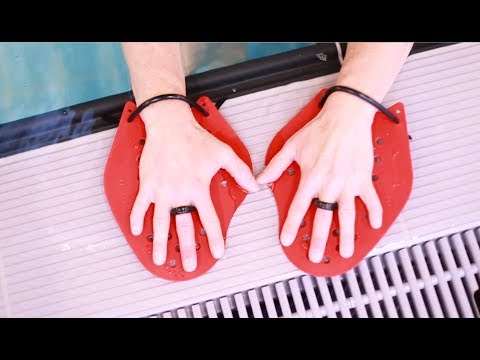 Video: Sport-Thieme® Swim-Power® Paddles