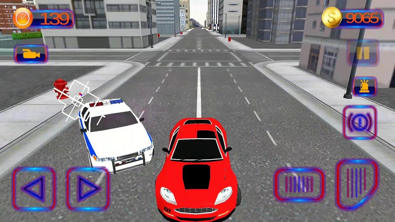 Police Car Crime Simulator Car Games Ep4 Android Gameplay