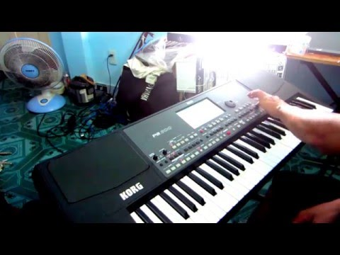 Hướng Dẫn Cảm Âm Trên Đàn Organ - Nguyễn Kiên p1