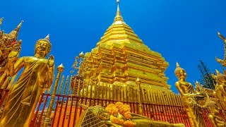 TEMPLE MADE OF SOLID GOLD!