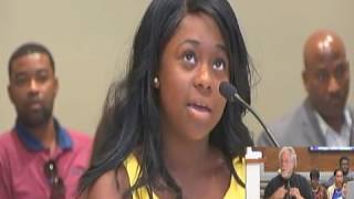 Baton Rouge's Most Annoying Female appears at the Metro Council Meeting
