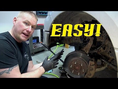 Ford F-150 & Expedition Front Stabilizer Link Replacement