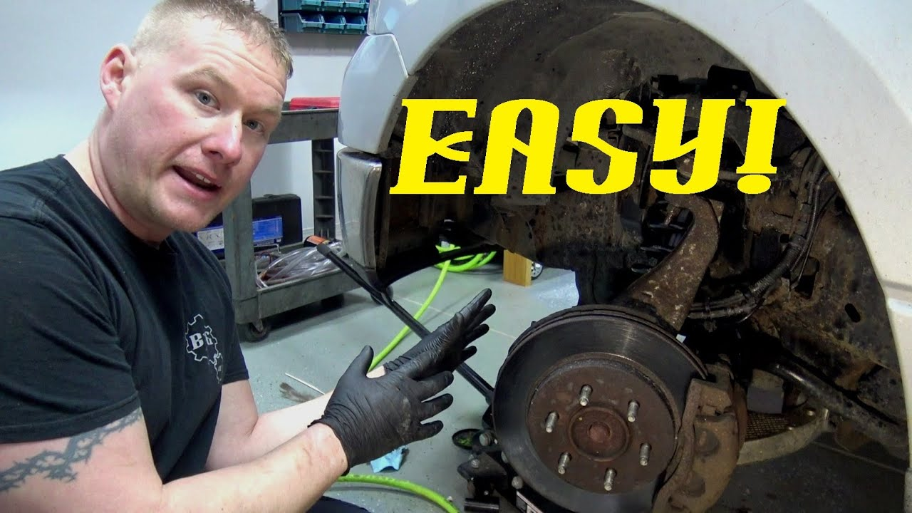 Ford F 150 Expedition Front Stabilizer Link Replacement Youtube