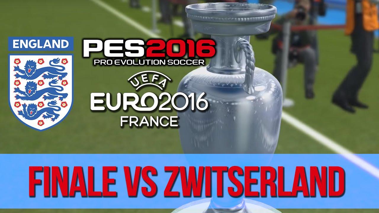 ENGELAND EK2016 CHALLENGE - #7 VS ZWITSERLAND - YouTube
