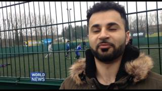 Tahir region Atfal hold Football Tournament