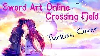 Sword Art Online Crossing Field Turkish Cover