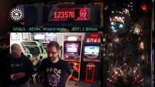 Pinball Wizard Modes: Johnny Mnemonic (Williams, 1995)