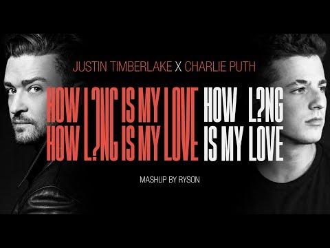Ryson  How Long Is My Love Justin Timberlake x Charlie Puth x Nelly Furtado #MOTT7