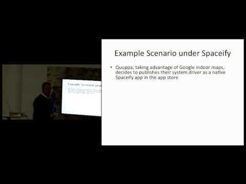 Spaceify Lunch Talk at EIT ICT Labs Helsinki