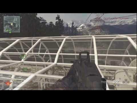 Modern Warfare 2, General Map Walkthrough, Estate, Part 1
