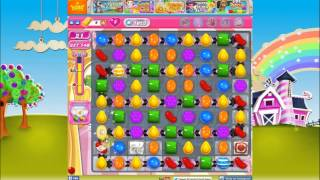 Candy Crush Saga Level 1023 (No Boosters)