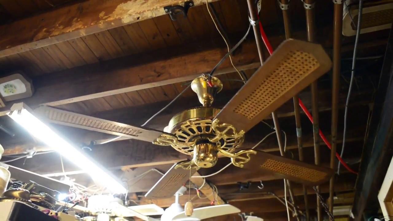 TAT Deluxe 52 Ceiling Fan