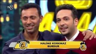 3 Adam - Telefona Bağlanan Seyirciye Mustafa Sandal