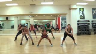 Back it Up by Prince Royce Feat. Pitbull Zumba Fitness® Choreography.