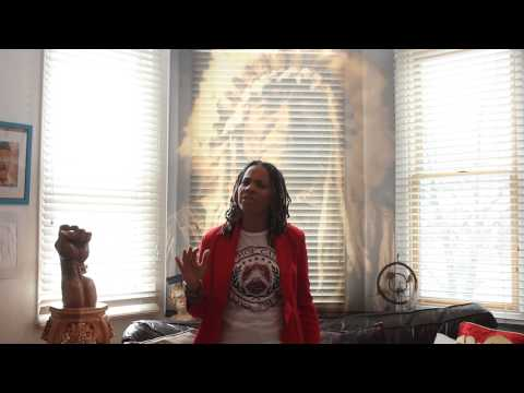 "jessica Care moore ""Princess""  Hip Hop Caucus National Poetry Month!!"