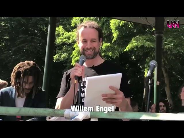 'Europeans United Brussel 29-05-2021 inclusief speeches van o.a. Frank Ruesink, Willem Engel'...