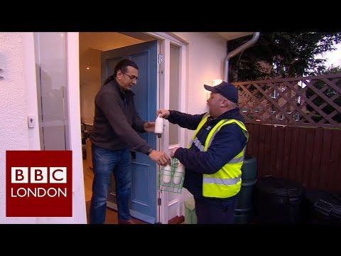 Milkmen on the rise - BBC London News