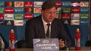 RB Leipzig: PK vor dem CL-Auswärtsspiel gegen AS Monaco FC