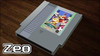 Power Rangers Zeo「Power Rangers Zeo Theme」8bit
