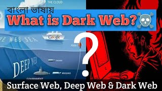 What is Deep WEB & Dark Web in Bengali ☠️ ডার্ক ওয়েব কি? Dark Side of Internet 🌏