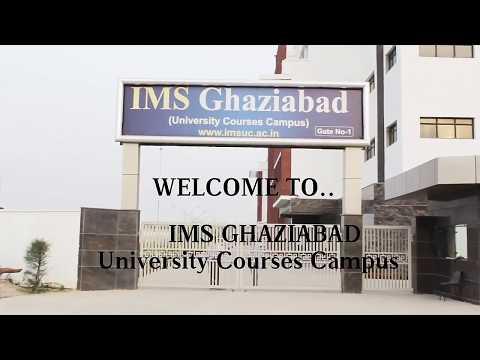 IMS Ghaziabad- University Courses Campus