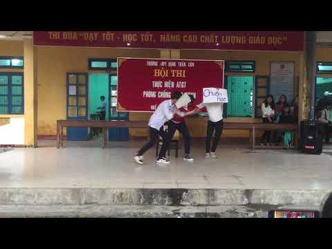 Kịch về tệ nạn xã hội - THPT Đặng Trần Côn