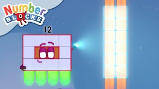 Numberblocks: Drop Me A Line thumbnail